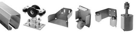 freitragende schiebetore schiebetor laufwerke dkl. Black Bedroom Furniture Sets. Home Design Ideas