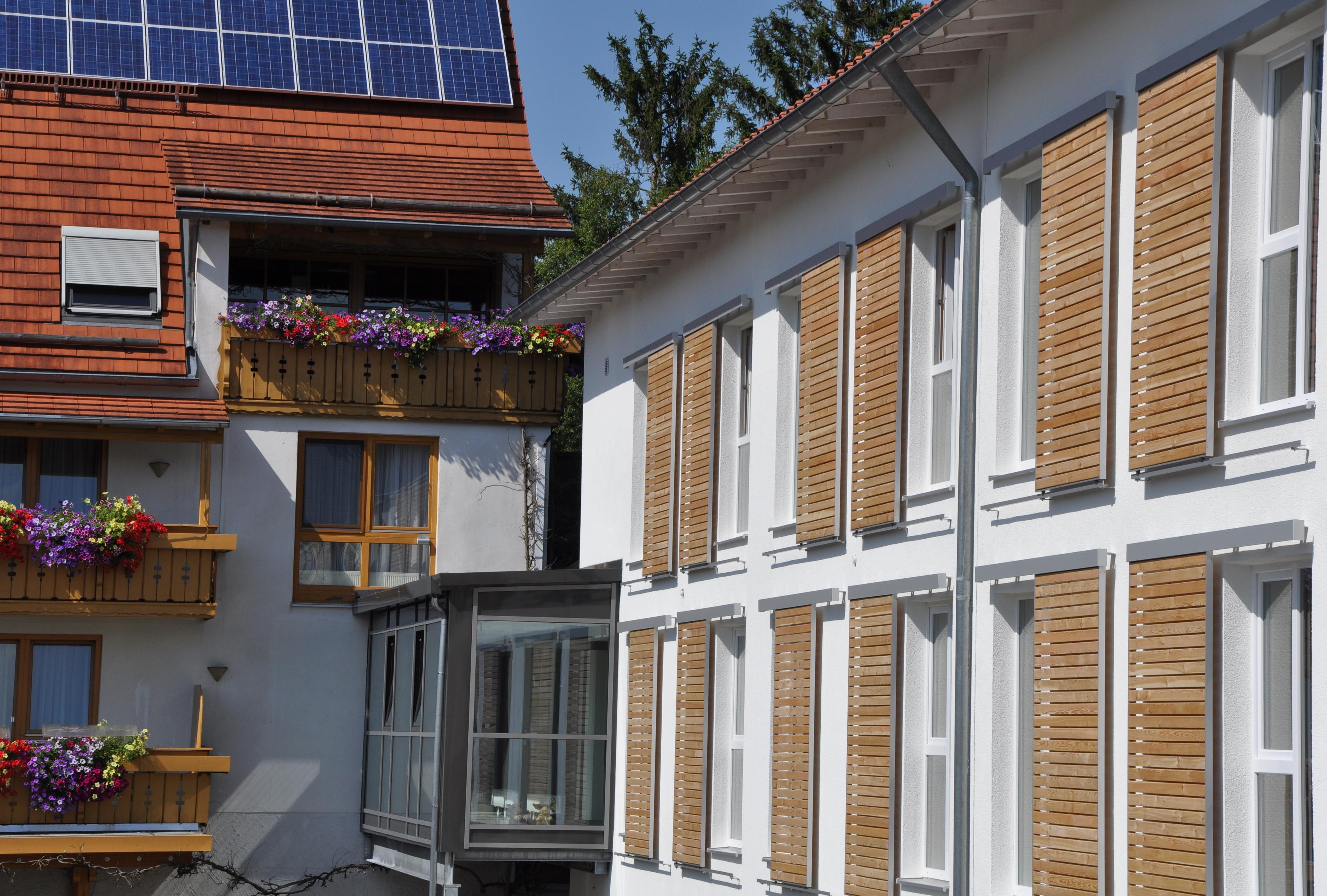 Schiebeläden Sonnenschutz Für Fenster Türen Dkl