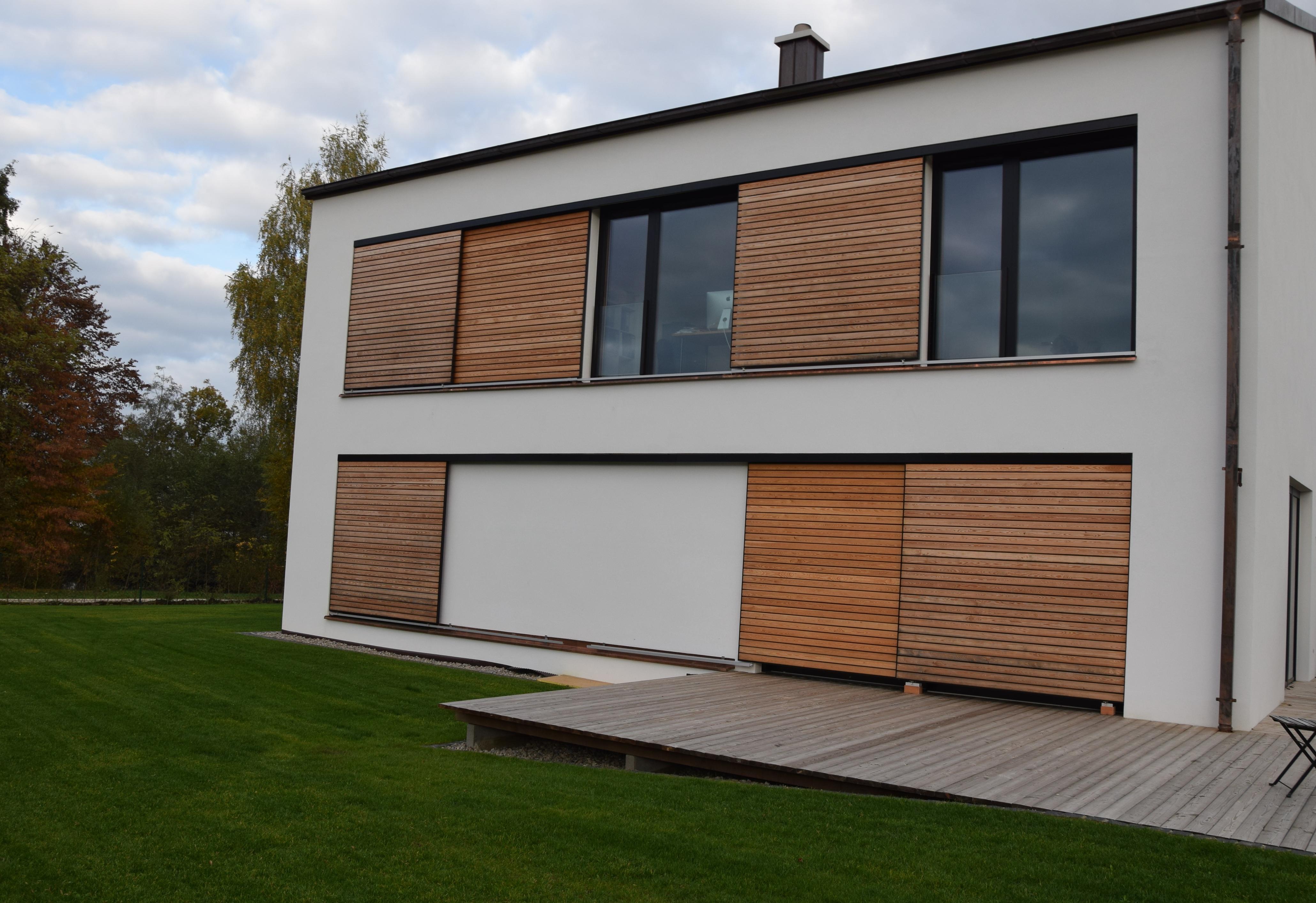 Fassadenplatten Holz fassadenplatten holz hausdesign pro