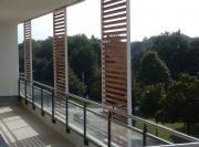 Schiebeladen-Alu-Lamellen-Balkon